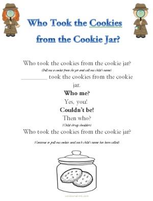 cookiesLyrics