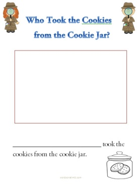 cookiesWriting