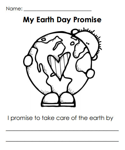 earth day templates