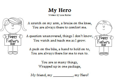 My Hero | Words On A Limb